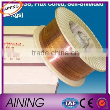 FCAW Flux Cored Arc Welding AWS E71T-11 Flux Cored Wire Soldering