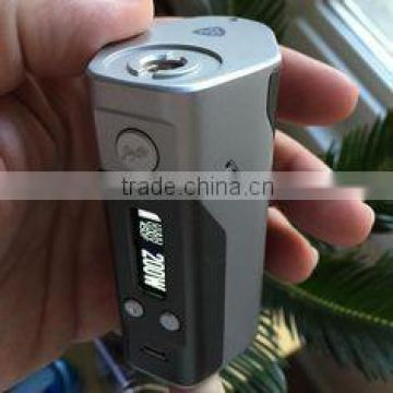 Wholesale Wismec Reuleaux DNA 200W temperature control TC high quality Reuleaux 200w