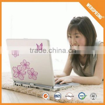 01-00124 Laptop sticker removable 3d foam wall sticker mirror adhesive decorative wall stickerf lower wall sticker
