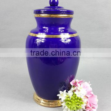 Elegant cheap Pet funeral urn for ashes