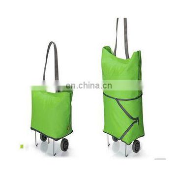 portable folding shopping trolley bags with wheels ,shopping bag with wheels