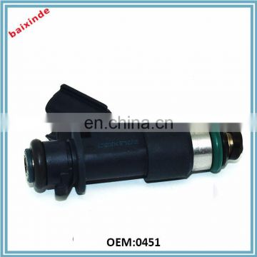 original Flow Matched Fuel Injector 0450 0451 16450-RJA-A01 for ACURA MDX RL