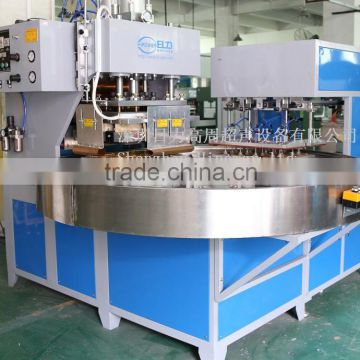 High frequency blister machine, industrial packaging machinery, high frequency clamshell packing equipment