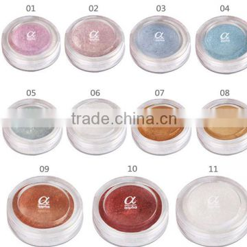 wholesale bulk glitter loose eyeshadow powder face glitter loose powder