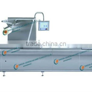 Automatic dates thermoforming packing machine