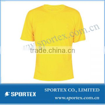 2014 sportex promotion t-shirt, New china manufacturer t-shirt, Fashion 2014 dry fit shirts wholesale