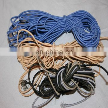 round high quality bungee cord for garment
