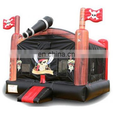 best selling quality pirate ship inflatable bouncer