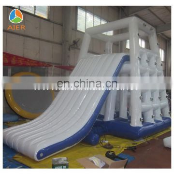 water park for inflatable water slide,fiberglass water park slide for sale