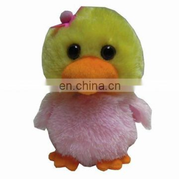 New Easter plush stuffed duck toy soft plush toy for baby E0042