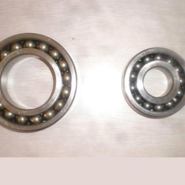 6204/6204-RS/6204-2Z Stainless Steel Ball Bearings 45mm*100mm*25mm Low Noise