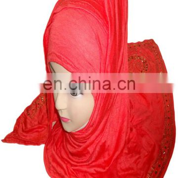 Cotton Scarves 2017 / Latest Cotton Hijab For Occasion party Wear / Women outwear scarf (scarves scarf stoles hijab)