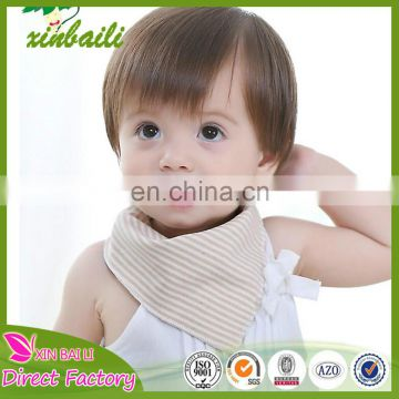 Lovely Hot Sale Cotton Triangle Bib