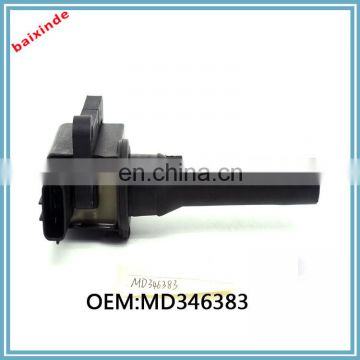 Auto parts High Performance Ignition Coil MD346383 For Mitsubishi Minicab
