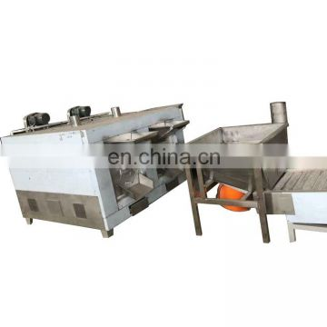 200kg/h Commercial peanut butter production line