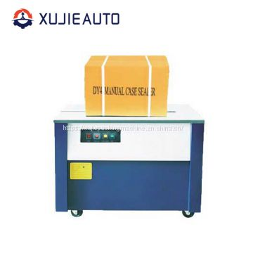 high table cartons box bundling machine for packing line