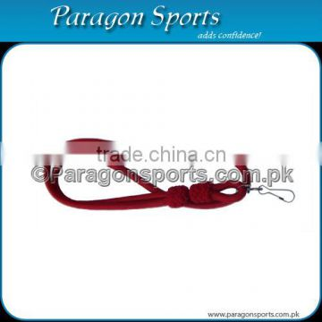Red Silk Single Rope Whistle Cord