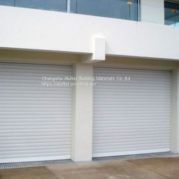 Sound Proof Intelligent customized roller shutter