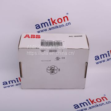 3BSE018168R1 PM851K ABB Email me: sales5@amikon.cn