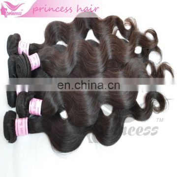 Fad and New Hairstyle thick end quality human hair weaving
