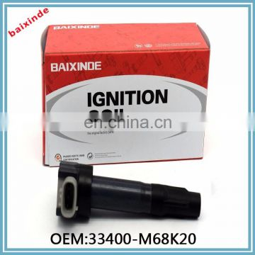 High Quality BAIXINDE Ignition Coil For Suzuki OEM# 33400-M68K20