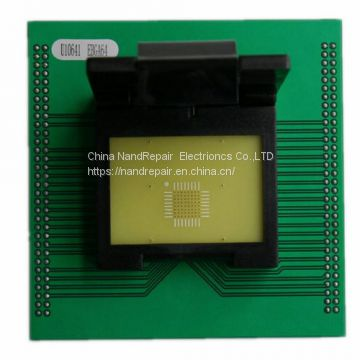 EBGA64 memory Flash Adapter EBGA64P IC Test Socket EBGA64AP