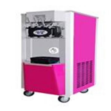 With Led Display Automatic Clearing System Portable Ice Cream Dispenser
