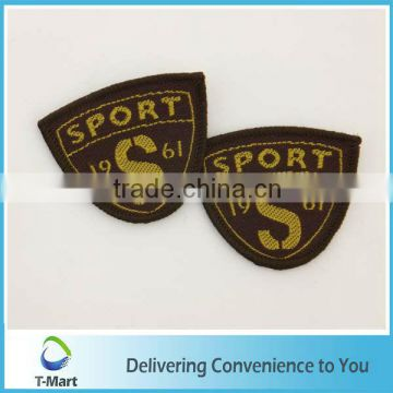 """Sport"" Embroidery Badge/Sticker/patch design for clothings, bags, and garments"