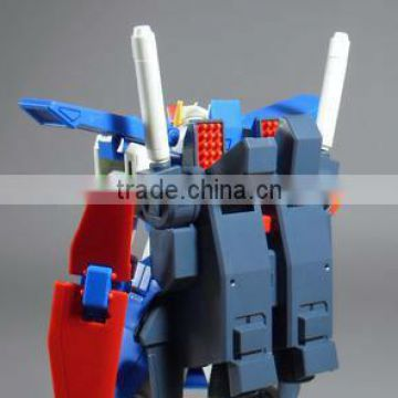 customized plastic toy robot parts manufacturer/plastic parts for toy robot