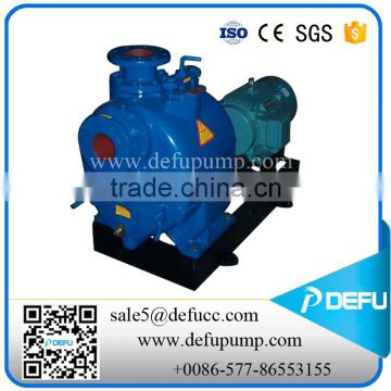 horizontal motor oil pump machine price directly coupling