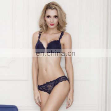 Wholesale ladies sexy net bra sets sexy bra panty set net bra panty