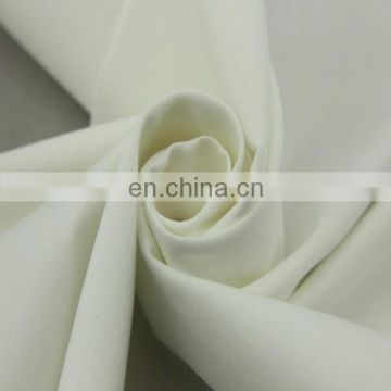 Alibaba china 97 cotton 3 spandex cheap white fabric roll