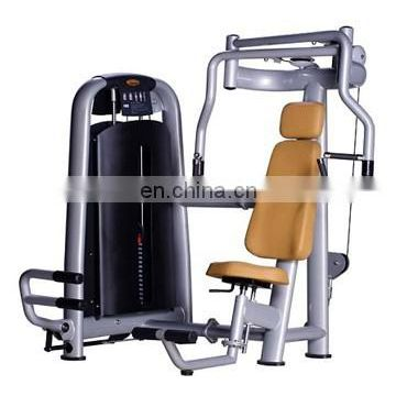Chest Press:W9801-1-station commercial strength equipment/ body building gym equipments