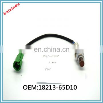 Auto parts original quality oxygen sensor OEM 18213-65D10 1821365D10 For Suzuki