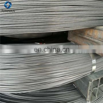 Prime Quality PC wire for construction, bridge, spiral ribs