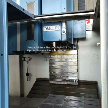 DAHLIH 1020 Vertical Machining Center