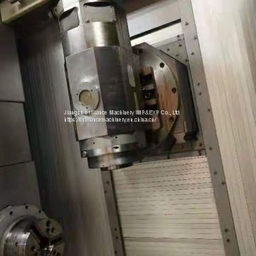 SMTCL HTM40100 5-axis Turning & Milling Compound