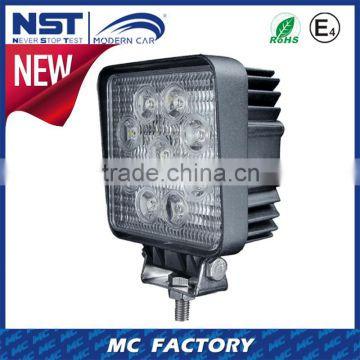 Guangzhou over 12 years manufacture auto LED work light car bumperled work lights for trucks
