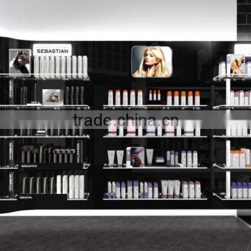 Modern Style Hair Salon Store Cabinet for Sh&oo Display ... & Modern Style Hair Salon Store Cabinet for Shampoo Display of Hair ...
