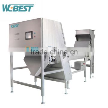 Belt Type CCD Cashew Color Sorting Machine With Factory Price