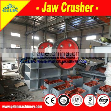 2016 fashion and high quality granite jaw crusher