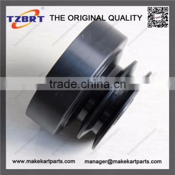 Heavy duty clutch pulley crankshaft pulley for kart of