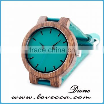 High quality watch china wood watch automatic mechanism mens