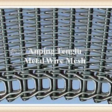 Food Grade Spiral Conveyor Belt/Wire Belt Mesh/Spiral Wire Belting