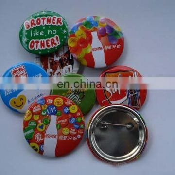 Promotional Tin Button Badge