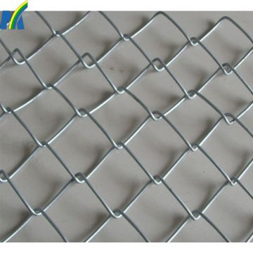 Factory Wholesale High Quality Galvanized Chain Link Fence
