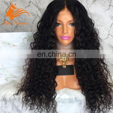 Virgin Human Hair Hand Made Overnight Delivery High Quality Raw European Human Hair Lace Front Wig