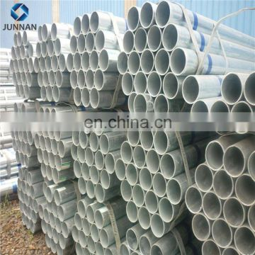 Hot dipped Galvanized Steel Tube / GI Pipe / Galvanized Steel Pipe price Steel pipe