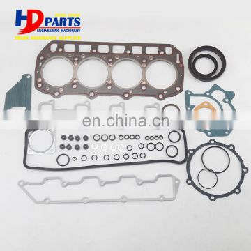 Gasket Kit Set 4TNE92 Diesel Engine Full Gasket Kit Set