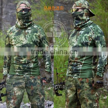 Tactical Quick-drying t shirt short sleeve T-shirt outdoor military